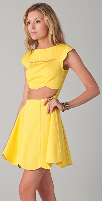 Kalmanovich Chamomile Dress