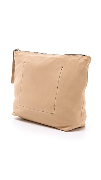 KARA Soft Leather Pouch