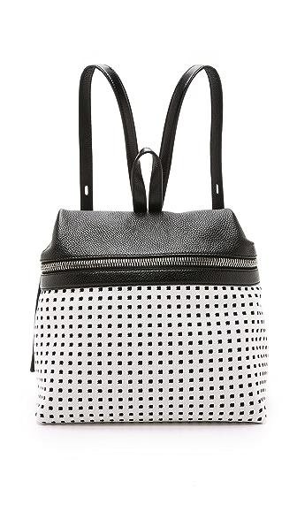 KARA Woven Backpack