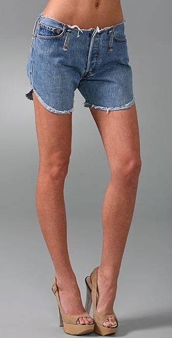 Karen Zambos Vintage Couture Vintage Chrissy Shorts