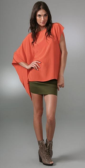 Karen Zambos Vintage Couture Turner Top