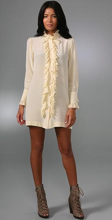 Karen Zambos Vintage Couture Houston Dress