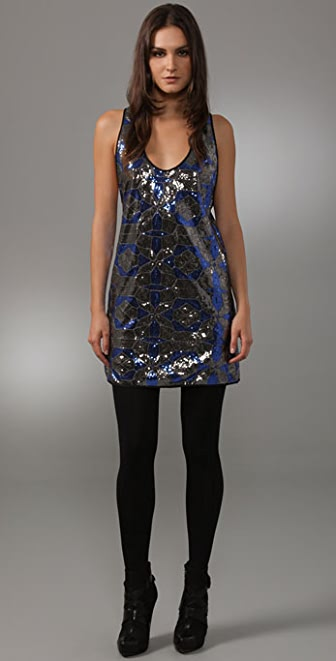 Karen Zambos Vintage Couture Benatar Dress