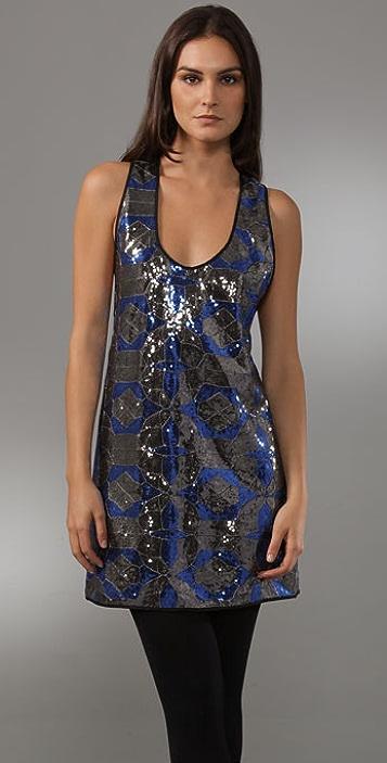 Karen Zambos Vintage Couture Benatar Dress