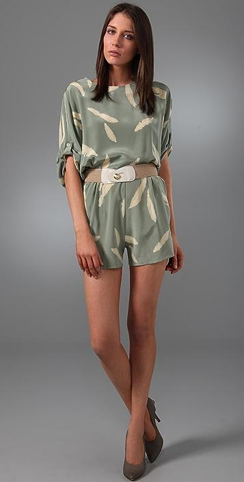 Karen Zambos Vintage Couture Lindsay Romper
