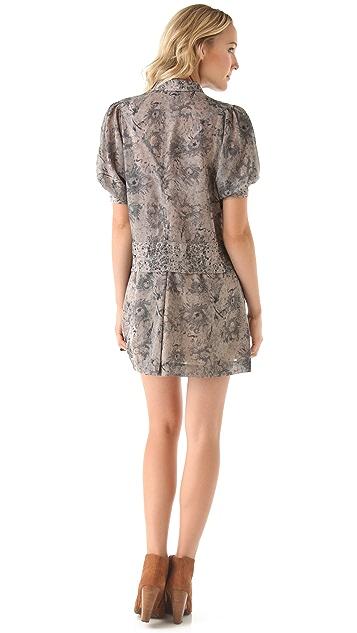 Karen Zambos Vintage Couture Cyndi Dress
