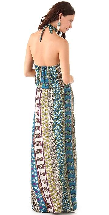 Karen Zambos Vintage Couture Gemma Maxi Dress