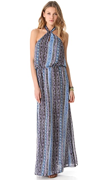 Karen Zambos Vintage Couture Gemma Maxi Dress