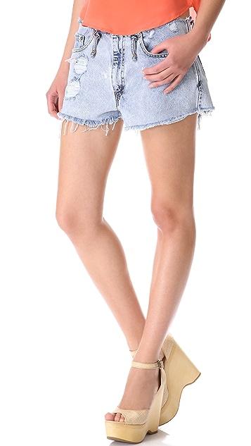 Karen Zambos Vintage Couture Vintage Levi's Shorts