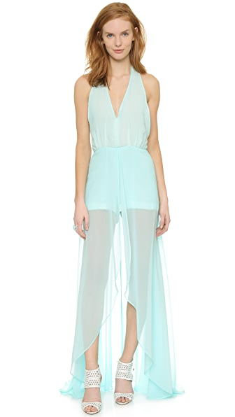 Karen Zambos Vintage Couture Destiny Maxi Dress | SHOPBOP