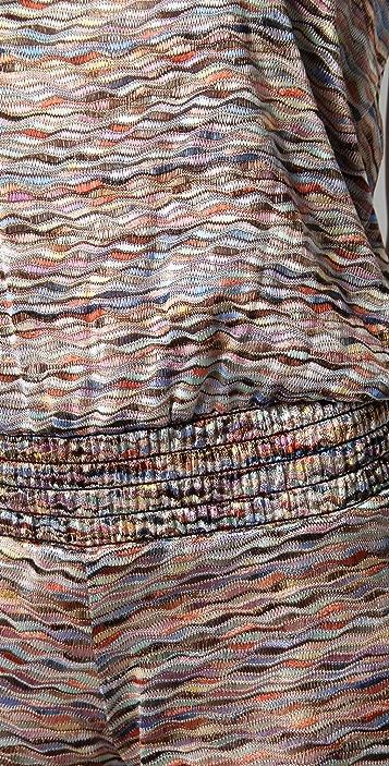 Karina Grimaldi Knit Strapless Jumpsuit
