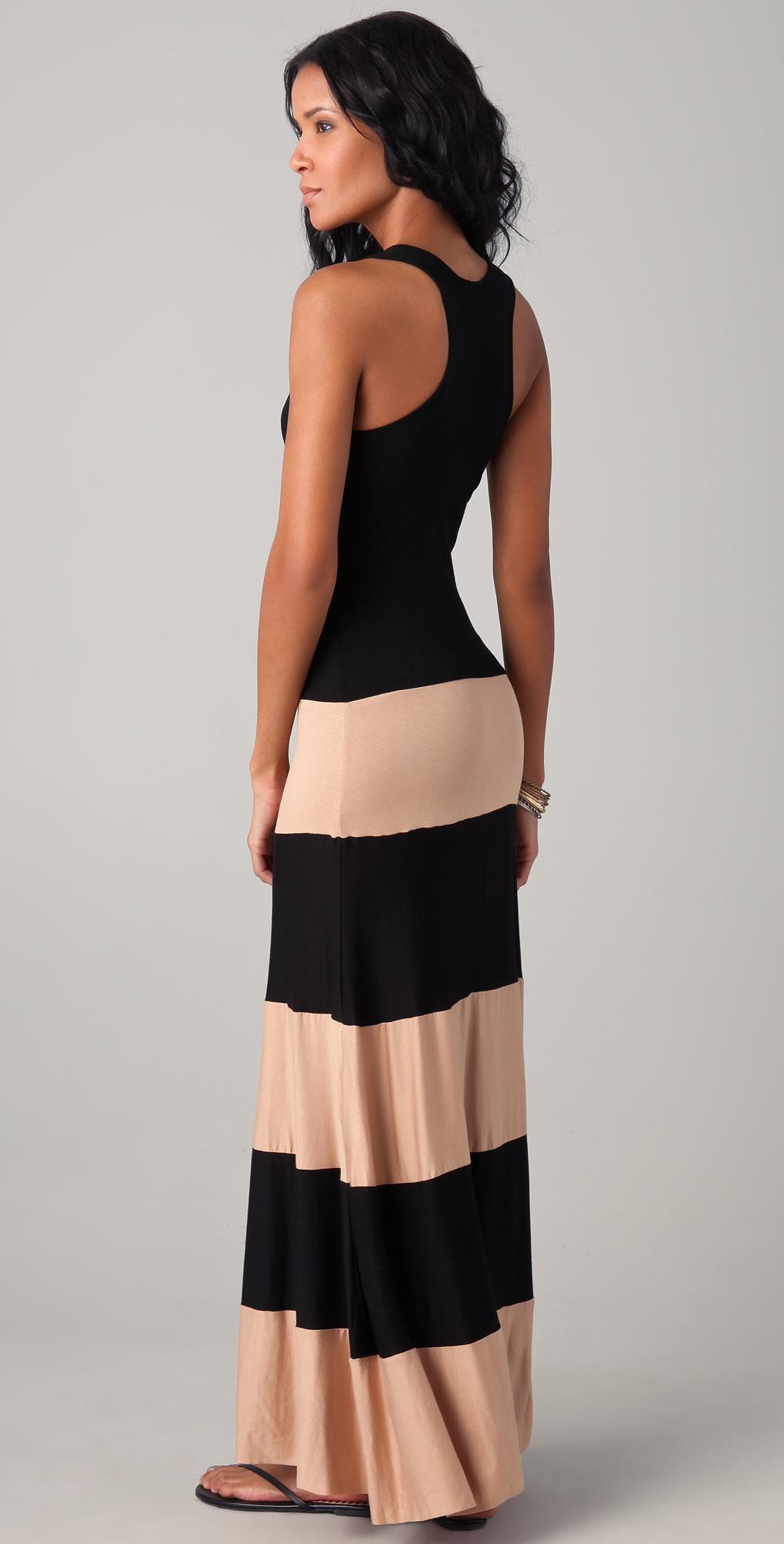 Karina Grimaldi Biscot Long Tank Dress | SHOPBOP