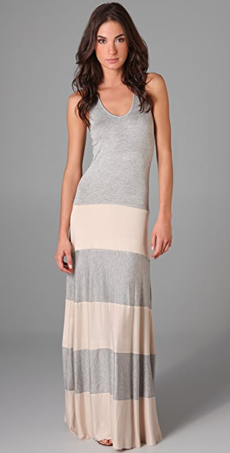 Karina Grimaldi Biscot Long Tank Dress  SHOPBOP