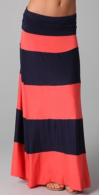 Karina Grimaldi Biscot Long Skirt
