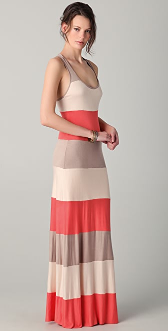 Karina Grimaldi Dakota Long Dress