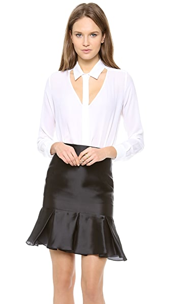 Karla Spetic Decolletage Shirt