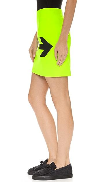 Karla Spetic Mini Exit Skirt