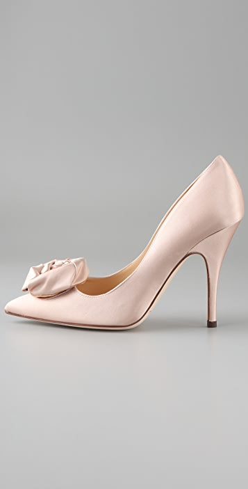 Kate Spade New York Leanna Tapered Toe Pumps
