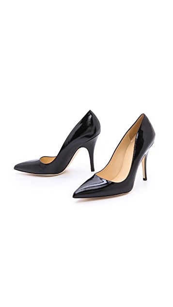 Kate Spade New York Licorice Pumps