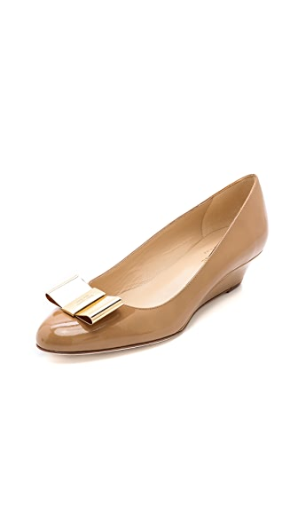 Kate Spade New York Roxana Patent Wedges
