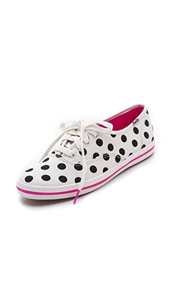 Kate Spade New York Kick Dot Keds Sneakers