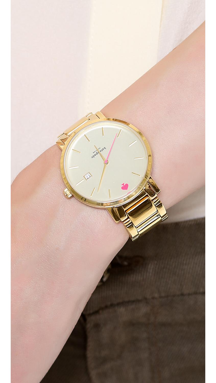 843b02423 Kate Spade New York Gramercy Grand Bracelet Watch | SHOPBOP