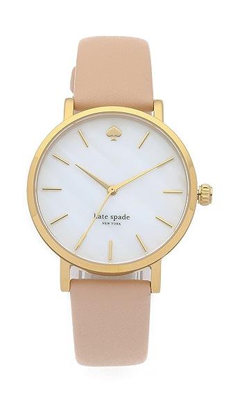 Kate Spade New York Metro Classic Watch