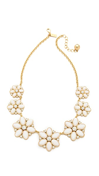Kate Spade New York Floral Fete Graduated Necklace