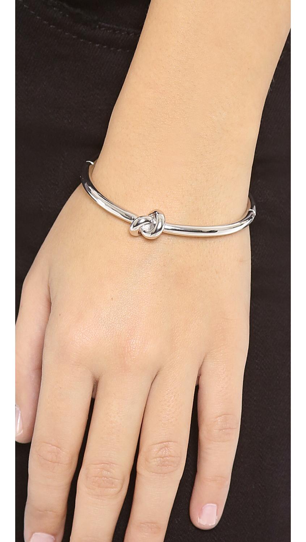 Kate Spade New York Sailor S Knot Bangle Bracelet Shopbop