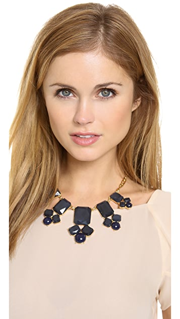 Kate Spade New York Swirl Around Graduated Necklace