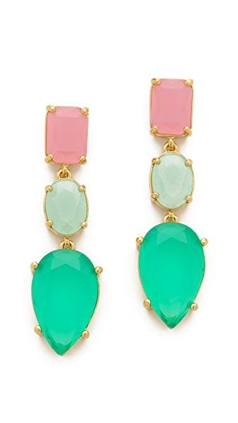 Kate Spade New York Gumdrop Gem Earrings