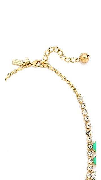 Kate Spade New York Secret Garden Necklace
