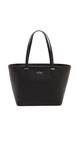 Kate Spade New York Cameron Street Small Harmony Tote - Black