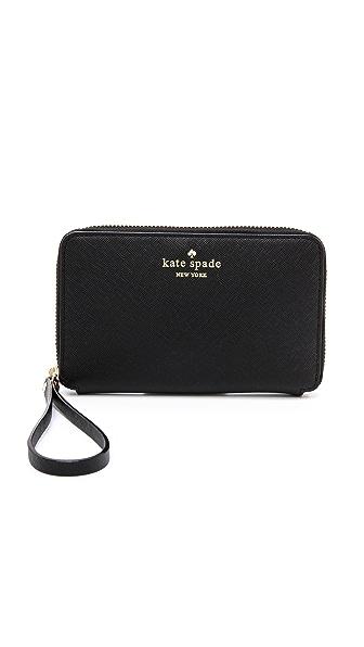 Kate Spade New York Laurie Phone Wristlet