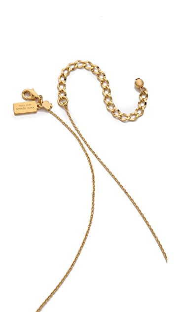 Kate Spade New York Say Yes Taken Necklace