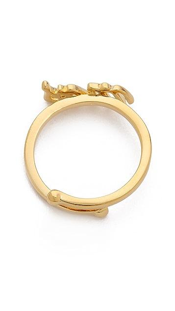 Kate Spade New York Things We Love Adjustable Mrs Ring