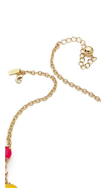 Kate Spade New York Almalfi Mosaic Short Necklace