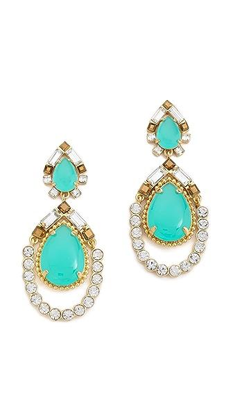 Kate Spade New York Almalfi Mosaic Earrings