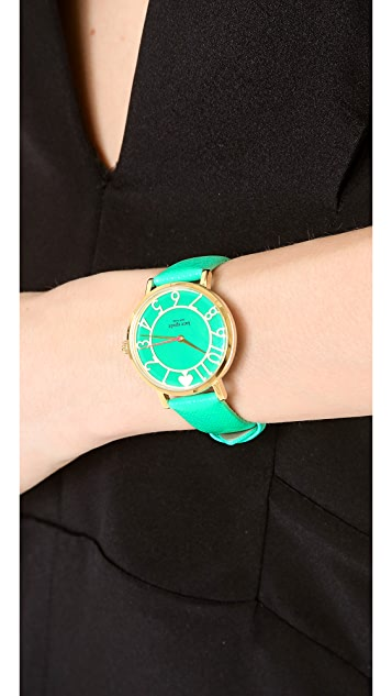 Kate Spade New York Metro Cutout Watch