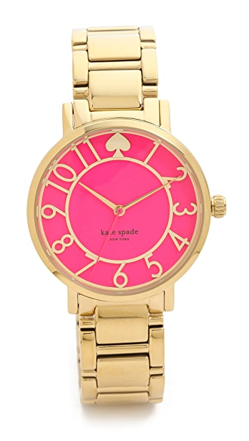 Kate Spade New York Gramercy Bracelet Watch
