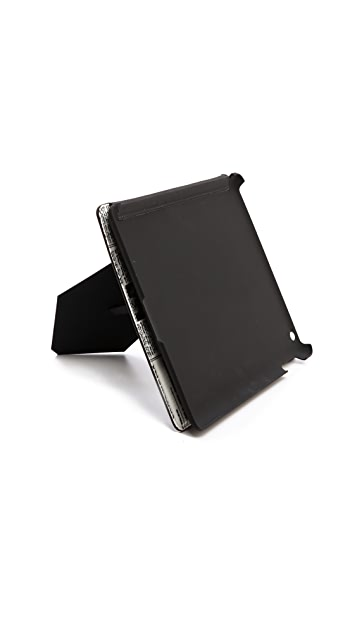 Kate Spade New York NYJ iPad Folio Hard Case