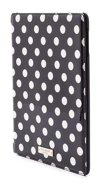 Kate Spade New York Le Pavillion iPad Folio Hard Case