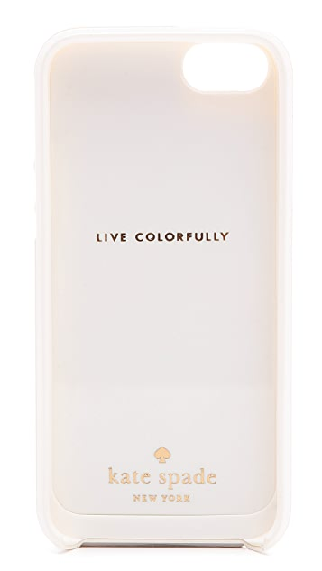 Kate Spade New York Italian Flashcard iPhone 5 / 5S Case