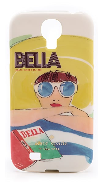 Kate Spade New York Bella Print Samsung Phone Case