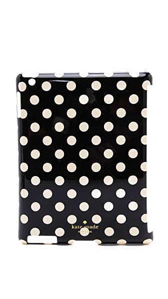 Kate Spade New York Le Pavillion Snap On iPad Case