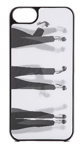 Kate Spade New York Dancing Legs Lenticaular iPhone 5 / 5S Case