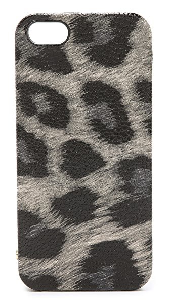 Kate Spade New York Leroy Street Animal Print iPhone 5 / 5S Case