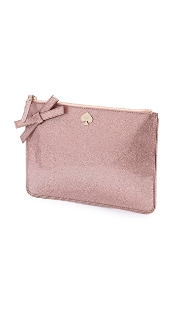 Kate Spade New York Glitter Bug Georgie Pouch