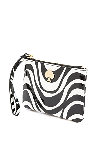 Kate Spade New York First Prize Bee Wristlet