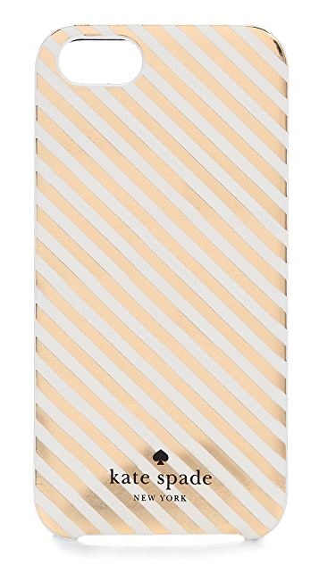 Kate Spade New York Diagonal Stripe iPhone 5 / 5S Case